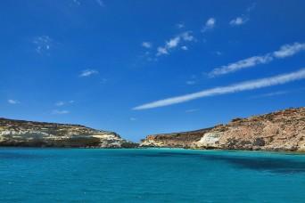 spiaggiadeiconigli_lampedusa_meravigliosa