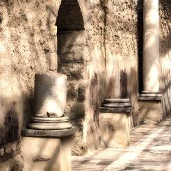 colonne_villaromanadelcasale_piazzaarmerina
